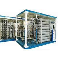 Mobile LNG Fuel Stations 380 V AC Power Gas Fuel Station For LNG Filling Manufactures