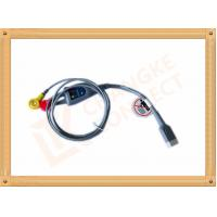 2 Lead Ecg Lead Cable FTC-3 DB9 Pin With Accurate Measurement , Non - Toxic Manufactures