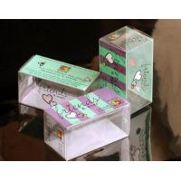 China display packaging box PVC/PET material with printing supply in China in customized size on sale