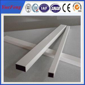 China powder coated aluminum tube price,oval aluminum tube fence manufacturer Manufactures