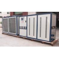 3phase 380V 50Hz 64 kw/h Split Type Air Cooled Water Chiller Unit With Shell and Tubes Manufactures