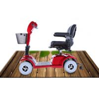 2015 New Hot D101-L Luxuary Folding 4 wheels electric mobility scooter for the elderly and disabled with CE Manufactures