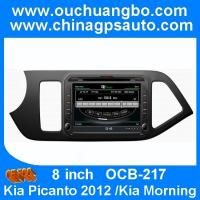 Ouchuangbo S100 Platform Car GPS Radio DVD Player Bluetooth for Kia Picanto 2012 /Kia Morning OCB-217 Manufactures