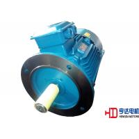 Quality 10HP 15HP 6 Pole 1000 Rpm High Temperature Induction Electric Motor 7.5KW / 11KW for sale