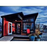 Travel Custom Container House , Custom Built Shipping Containers With Kitchen Manufactures