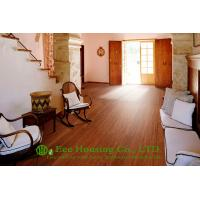 Natural Color Strand woven bamboo flooring For Indoor Manufactures