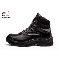 Hygiene Composite Safety Shoes Customized Cambrelle Lining With Steel Plate Manufactures