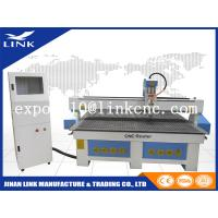 High Speed Wood Milling CNC Router 4 Axis NC Studio Controller Stepping Motor Manufactures