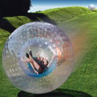 Inflatable Zorb Ball Sport of Rolling Down A Hill Inside A Giant Inflatable Ball Manufactures