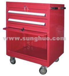 China heavy duty  steel tool trolley DTC-7102 on sale