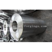34CrNiMo6 4140  42CrMo4  steel Sleeve Coupling Blank DNV ABS BV Nk KR Quench And Tempering  Customized Manufactures