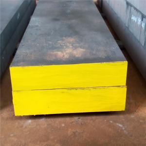 China Forged ESR Hot Work Tool Steel Plastic Flat Bar 1.2344 H13 SKD61 6000mm Length on sale