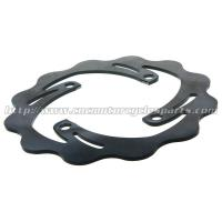 China TRX 400 X EX Quad Bike Parts Four Wheeler Brake System Rotor Heat Treatment on sale