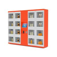 24/7 Intelligent Remote Control Electronic Locker System Retail Vending Machines Manufactures