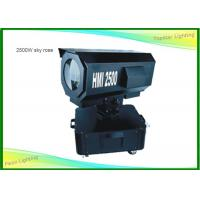 Architectural Outdoor Search Lights Projector With Stand Alone Mode Manufactures