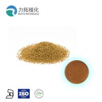 10% - 90% Pure Plant Extract / Plant Protein Powder Sesamum Indicum White Powder Manufactures