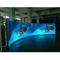 Commercial Advertising Flexible Led Display Panels P4 Led Module Manufactures