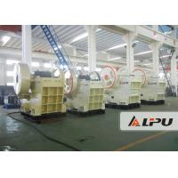 China Large Capacity Toggle Plate Jaw Crusher Concrete Crushing Equipment 24t on sale