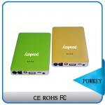 Powkey 12V Auto Handy 6600mah mini portable multifunction car Jump Starter For Gasline Car Manufactures