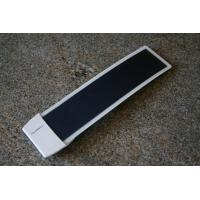 China 1500MAH solar cell phone charger on sale