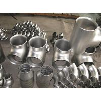China Forged Sch10 - Sch160 Stainless Steel Pipe Fittings OD 1/2 - 48 Inch on sale