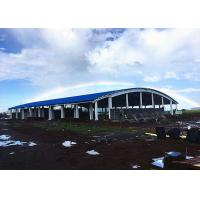 Mauritius cyclone resistance steel frame building design and manufacture Manufactures