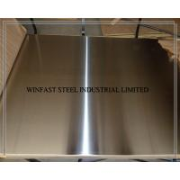 Buy cheap 201 202 301 303 Stainless Steel Sheets Plate , ASTM JIS GB SS Sheet from wholesalers