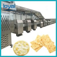 China Inquiry About High Capacity Automatic Chocolate chip cookies Filled Cookies Biscuits Animal cookies Making Machine on sale