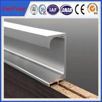 6000 series aluminium profiles for kitchen door edge Manufactures