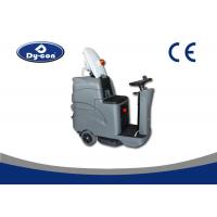 Commercial Epoxy Marble Floor Cleaning Machine Exhaustive Ride Driving Manufactures