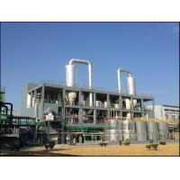 China MVR Falling Film Vacuum Evaporation System For Seawater Salt Industry And Soda Industry for sale