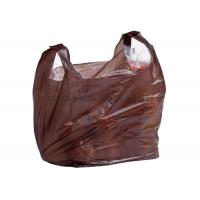 Quality Ldpe / Hdpe Custom Printed Plastic Bags for sale