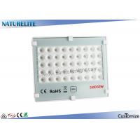 Honeycomb Shaped 50W LED Flood Light Beam Angle: 8/45/60/90° Optional for Various Places Lighting Manufactures
