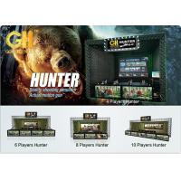 Interactive Shooting Simulator GamesMachine For 5-8 Players / One Year Warranty Manufactures