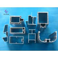China Customized 6063 T5 Extrusion Aluminum Door Window Frames For Cabinet Sliding Doors on sale
