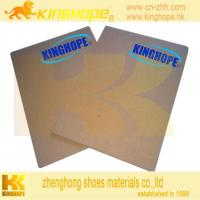 China shoes insole fiber insole board cellulose insole board for footwear on sale