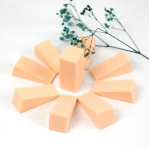 China Cosmetic Sponge Makeup Remover Wholesale Oem Lovely Makeup Wedges Sponge Private Label Makeup Sponge on sale