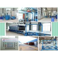 China Full Automatic Continuous Polyurethane Foam Machine , Foam Mattress Making Machine on sale