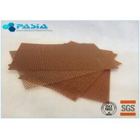Fire Retardant Aramid Honeycomb Panels For Military Shelters Halogen Free Manufactures