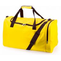 Large Capacity Women Mens Gym Duffel Bag Polyester Material Various Colors Manufactures