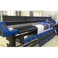 Large Format Dx7 Head Eco Solvent Printing Machine 1.8m In Flex Banner Manufactures