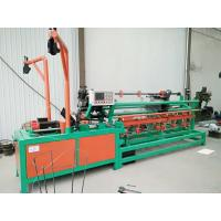 Automatic Mesh Rolling Double Wire Mesh Weaving Machine PLC Control Manufactures