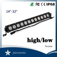 26 Inch Jeep Led Light Bar 90 W Power , Led Grill Lights For Trucks Manufactures