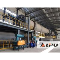 Capacity 200 t/d Dolomite Calcining Rotary Kiln Cement Plant / Lime Kiln in Chemical Industry Manufactures