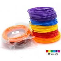 Buy cheap 10 Meter PLA 1.75mm Filament 3D Printing Materials Plastic For 3D Printer Extruder Pen Accessories from wholesalers