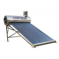 China Economical Integrated solar water heater non pressurized on sale