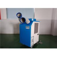 Customized Spot Cooling Units 1.5 Ton Spot Cooler With Two Additional Flexible Ducts Manufactures
