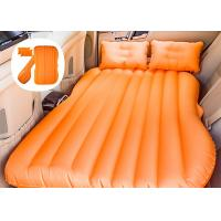 Outdoor Activity Inflatable Car Bed Separate Type Customized Color MS - 8001 - 2 Manufactures