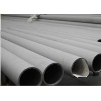 Heavy Wall Seamless Stainless Steel Pipe , Duplex SS Seamless Pipe ASTM A789 S31803 Manufactures