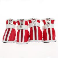 wholesale red pet shoes, dog indoor shoes,pet product accessories Manufactures
